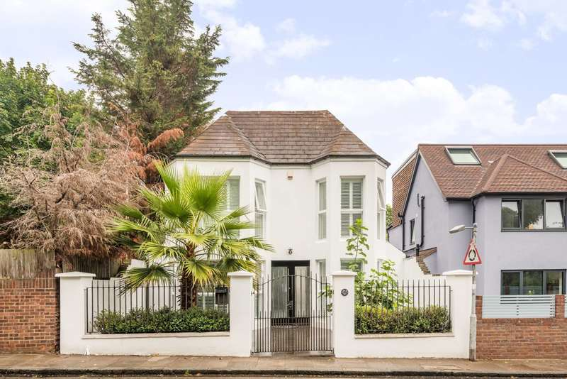 4 Bedrooms House for sale in Waldegrave Road, Strawberry Hill, TW1