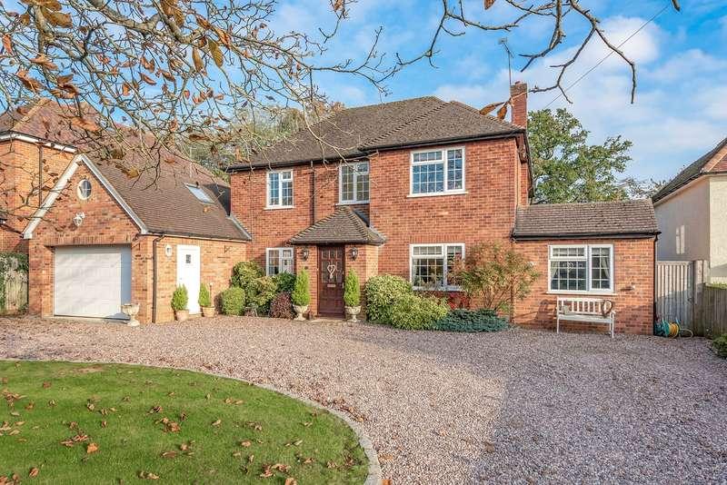 6 Bedrooms Detached House for sale in Seer Mead, Seer Green, Beaconsfield, HP9