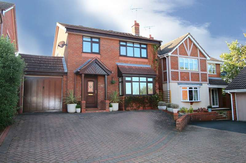 4 Bedrooms Property for sale in Waresley Park, Hartlebury, Kidderminster, DY11