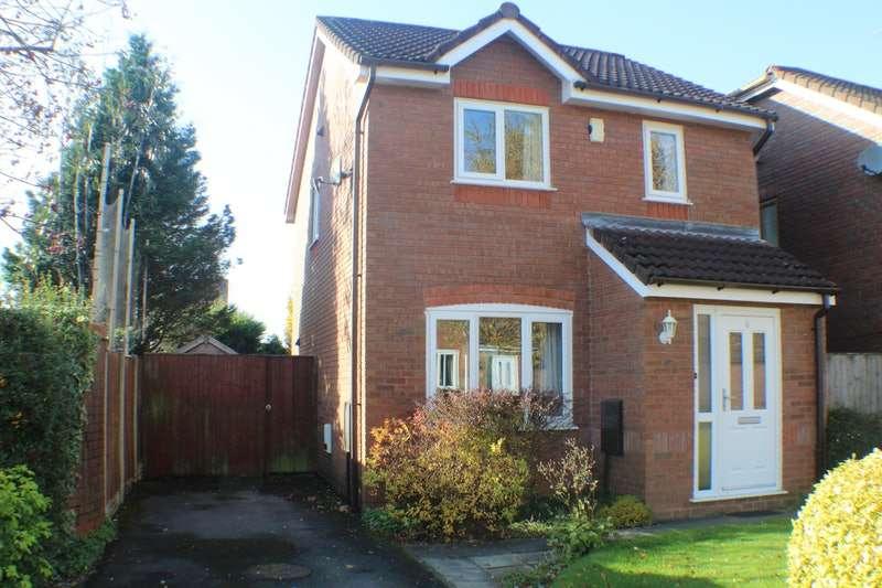 3 Bedrooms Detached House for sale in Leesands Close, Preston, Lancashire, PR2