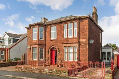 3 Bedrooms Flat for sale in Charles Street, Largs