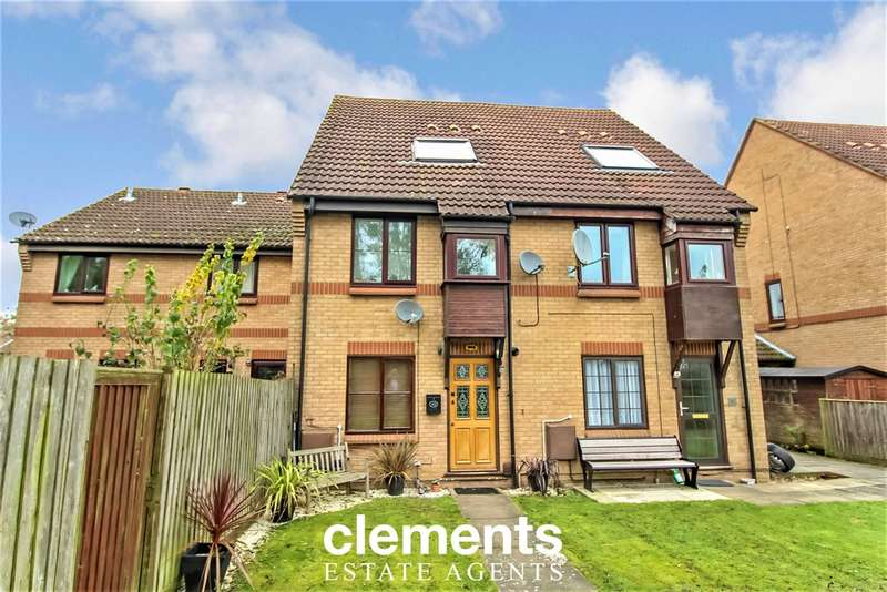 1 Bedroom Ground Maisonette Flat for sale in Abbots Langley, HERTS