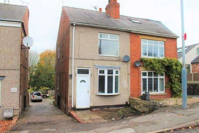3 Bedrooms Property for sale in Nottingham Road, Selston, Nottingham, Nottinghamshire, NG16 6DH