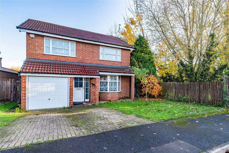 5 Bedrooms Detached House for sale in Ashton Road, Wokingham, Berkshire, RG41