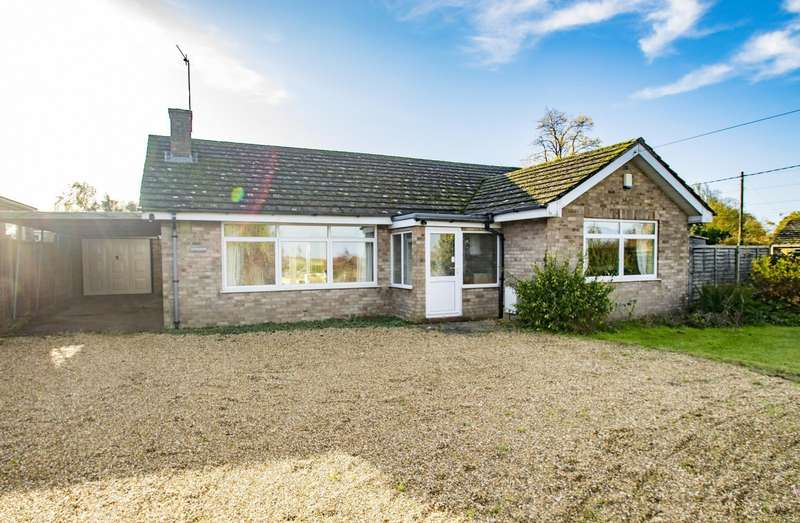 3 Bedrooms Detached Bungalow for sale in South Stoke, Reading, RG8