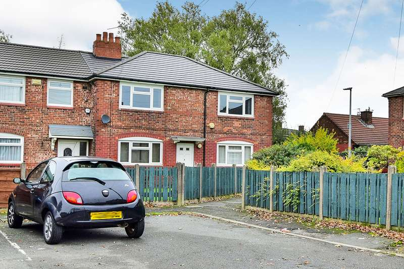 2 Bedrooms Maisonette Flat for sale in Bucklow Avenue, Manchester Fallowfield, Greater Manchester, M14