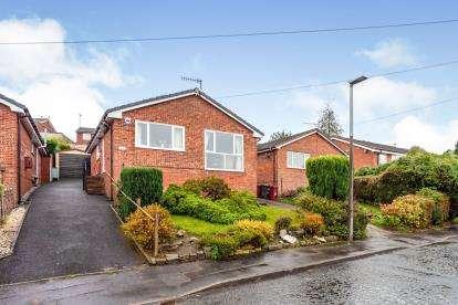 2 Bedrooms Bungalow for sale in Cranshaw Drive, Blackburn, Lancashire, BB1