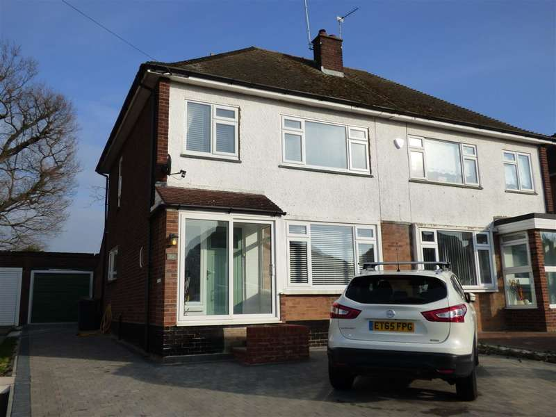 3 Bedrooms Semi Detached House for sale in Marks Avenue, Ongar