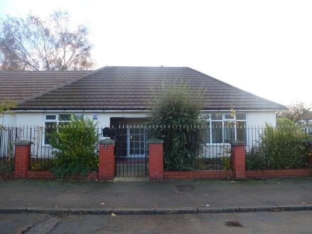 1 Bedroom Bungalow for rent in Gressingham Road, Allerton, Liverpool, L18