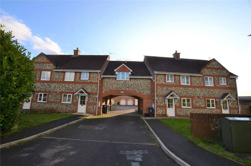 16 Bedrooms Terraced House for sale in Hawkes Court, Boscombe Road, Amesbury, Salisbury, SP4