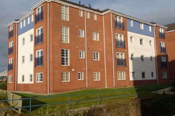 2 Bedrooms Apartment Flat for rent in Jessop House, Runcorn
