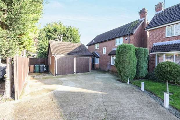4 Bedrooms Detached House for sale in Avalon Close, Watford, Hertfordshire
