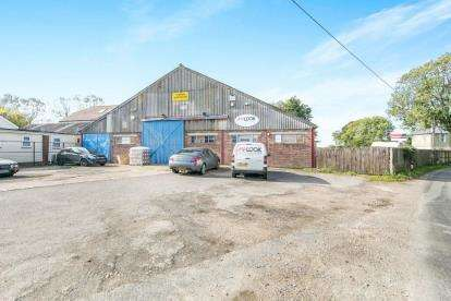 1 Bedroom Land Commercial for sale in Little Bentley, Colchester, Essex