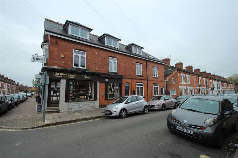 5 Bedrooms Block Of Apartments Flat for sale in Montague Road, Clarendon Park, Leicester
