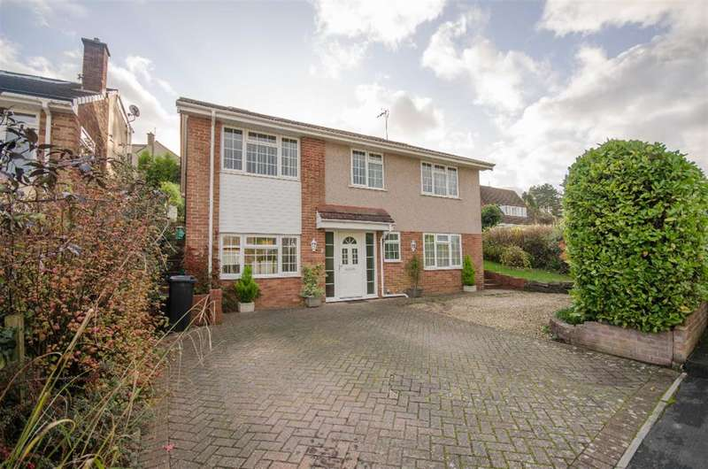 7 Bedrooms Detached House for sale in Charnhill Brow, Mangotsfield, Bristol, BS16 9JW