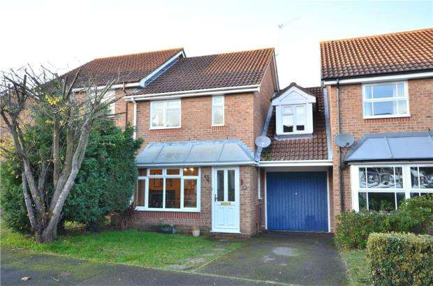 3 Bedrooms Terraced House for sale in Mill Green, Binfield, Bracknell