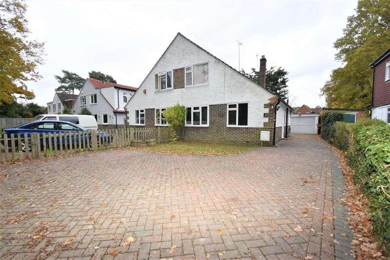 3 Bedrooms Semi Detached House for rent in Haroldslea Drive, Horley