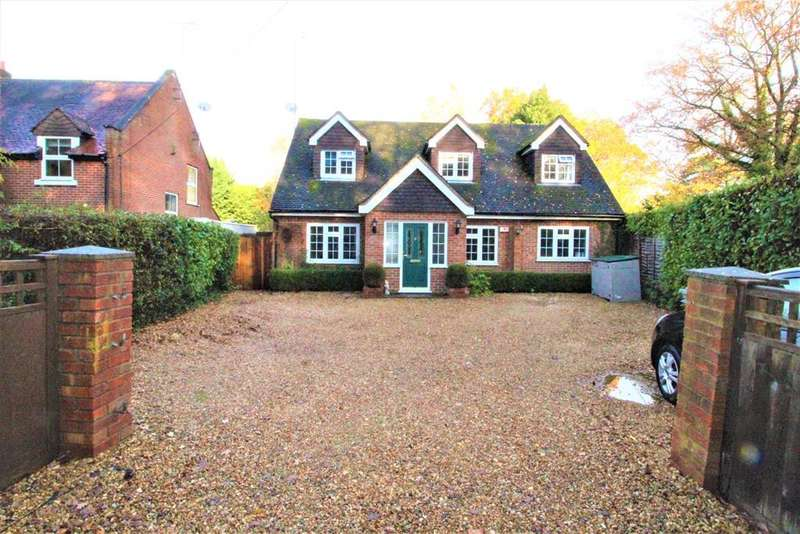 4 Bedrooms Detached House for sale in Nine Mile Ride, Finchampstead, Wokingham, RG40 4QA