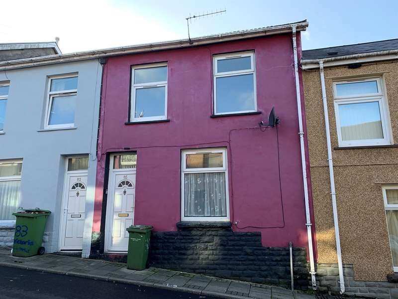 3 Bedrooms Terraced House for sale in Victoria Street, Mountain Ash