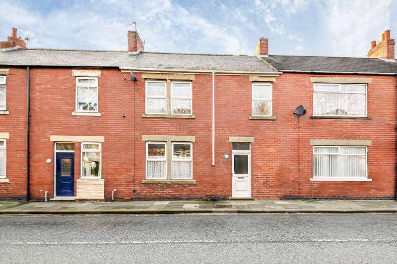 3 Bedrooms Property for sale in Milburn Road, Ashington, NE63