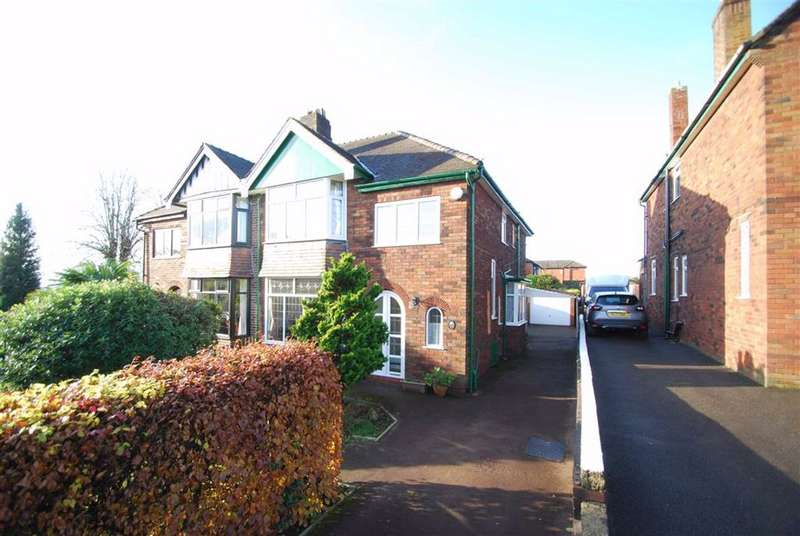 3 Bedrooms Semi Detached House for sale in Walmersley Road, Bury, Greater Manchester