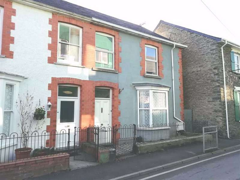4 Bedrooms Town House for sale in Bryn Road, Lampeter