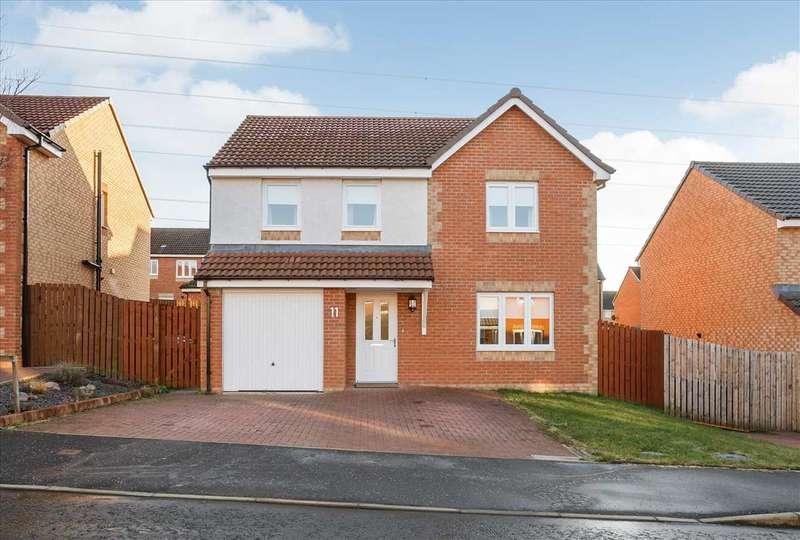 4 Bedrooms Detached House for sale in Fenton Place, Lindsayfield, EAST KILBRIDE