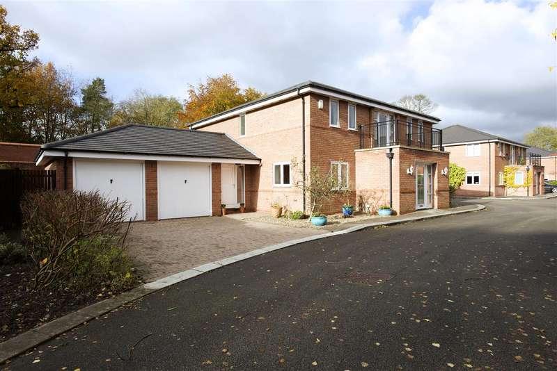 4 Bedrooms Detached House for sale in Lavender Walk, Coleorton