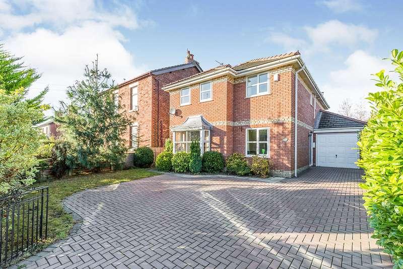 4 Bedrooms Detached House for sale in Joe Lane, Catterall, Preston, Lancashire, PR3