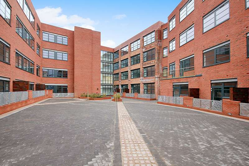 2 Bedrooms Apartment Flat for rent in The Kettleworks, Pope Street, Jewellery Quarter, B1