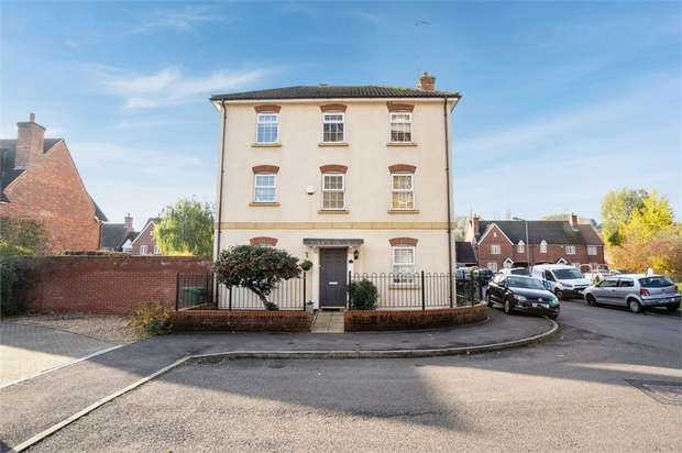 4 Bedrooms End Of Terrace House for sale in Coaters Lane, Wooburn Green, High Wycombe, Buckinghamshire