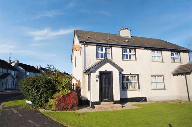 3 Bedrooms Semi Detached House for sale in Cairndore Park, Newtownards, County Down