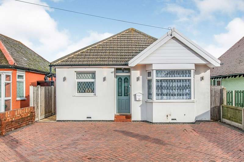 4 Bedrooms Detached Bungalow for sale in Margate Road, Ramsgate, CT12