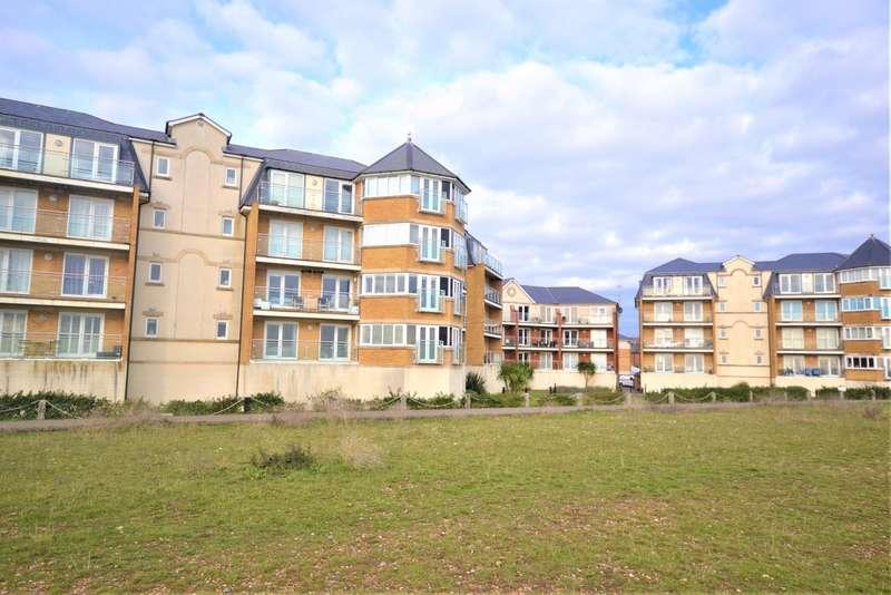 2 Bedrooms Flat for rent in Eugene Way, Eastbourne, BN23