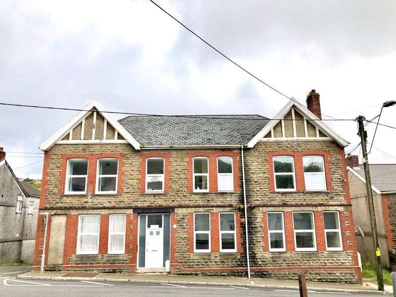 15 Bedrooms Block Of Apartments Flat for sale in High Street, Nantyffyllon, Maesteg, Bridgend. CF34 0BP
