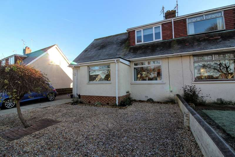 3 Bedrooms Semi Detached Bungalow for sale in Main Street, MONKTON, Prestwick, KA9