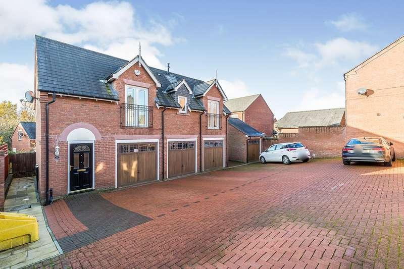 2 Bedrooms Apartment Flat for sale in Dorchester Avenue, Walton-Le-Dale, Preston, PR5