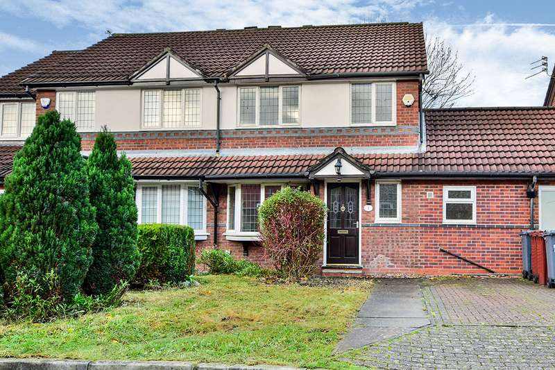 3 Bedrooms Semi Detached House for sale in Hanlith Mews, Manchester Burnage, Greater Manchester, M19