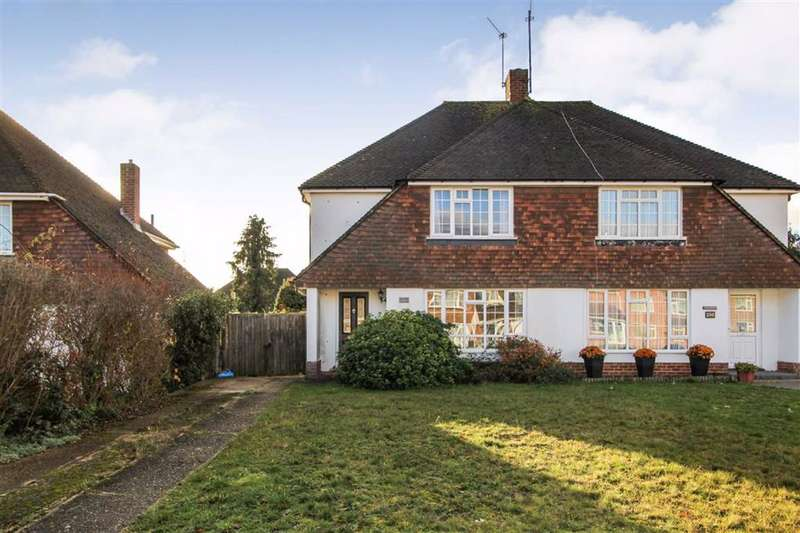 3 Bedrooms Semi Detached House for sale in Silverdale Road, Reading, Berkshire