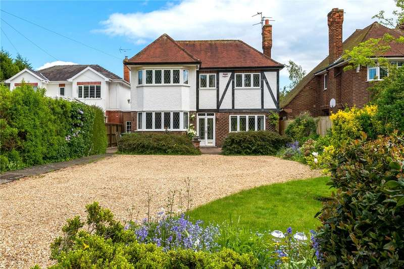 4 Bedrooms Detached House for sale in Elm Avenue, Newark, NG24