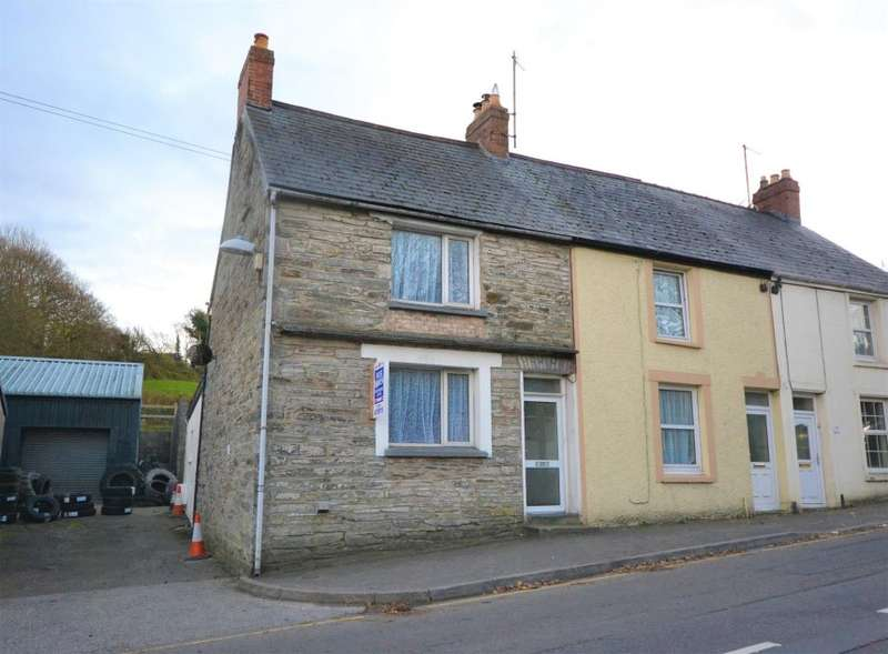 2 Bedrooms End Of Terrace House for sale in 27 Castle Street, Cardigan, Ceredigion