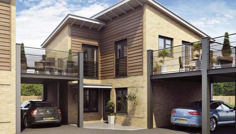 3 Bedrooms Property for sale in Plot 29 The Haydock, Gretton Valley