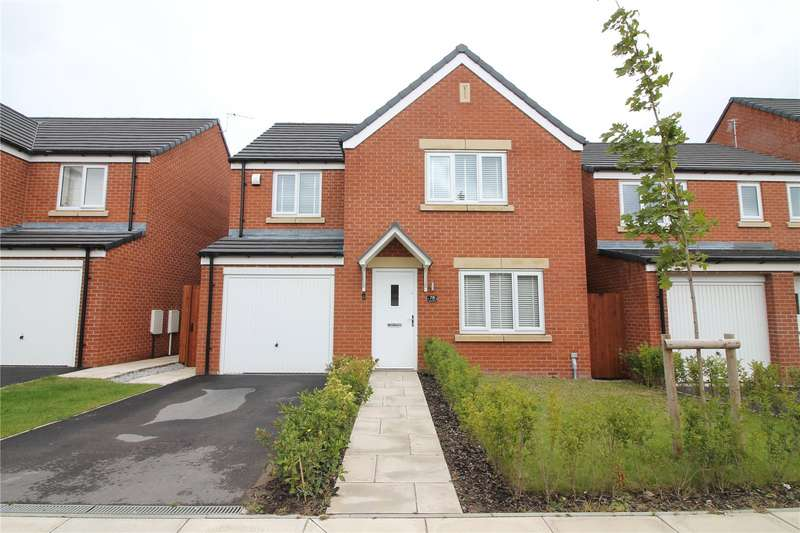 4 Bedrooms Property for sale in Ridgewood Way, Orrell Park, Liverpool
