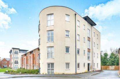 1 Bedroom Flat for sale in Bowling Green Close, Bletchley, Milton Keynes, Buckinghamshire