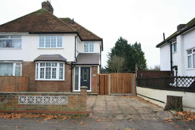 3 Bedrooms Semi Detached House for rent in Cambridge Road, Hitchin SG6 0JW