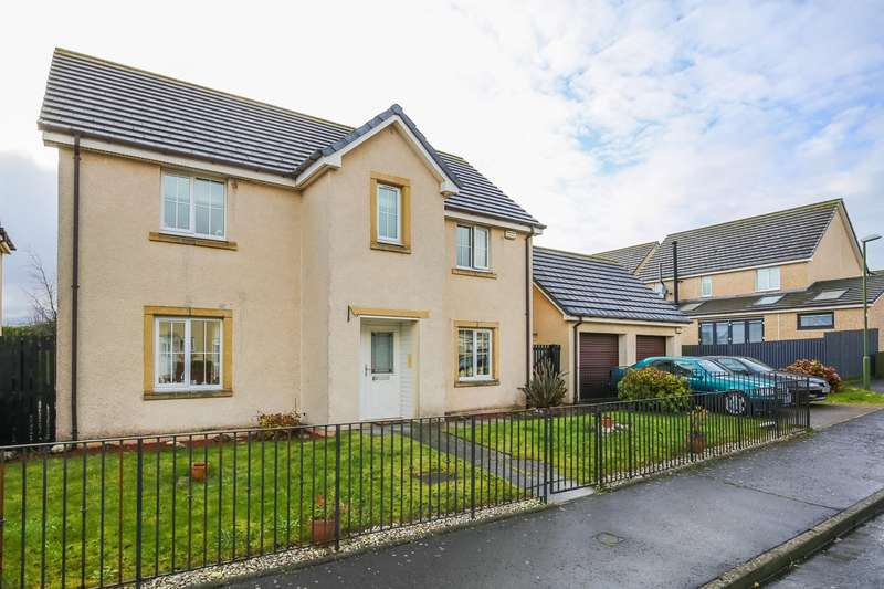 4 Bedrooms Detached House for sale in Laidlaw Gardens, Tranent, EH33