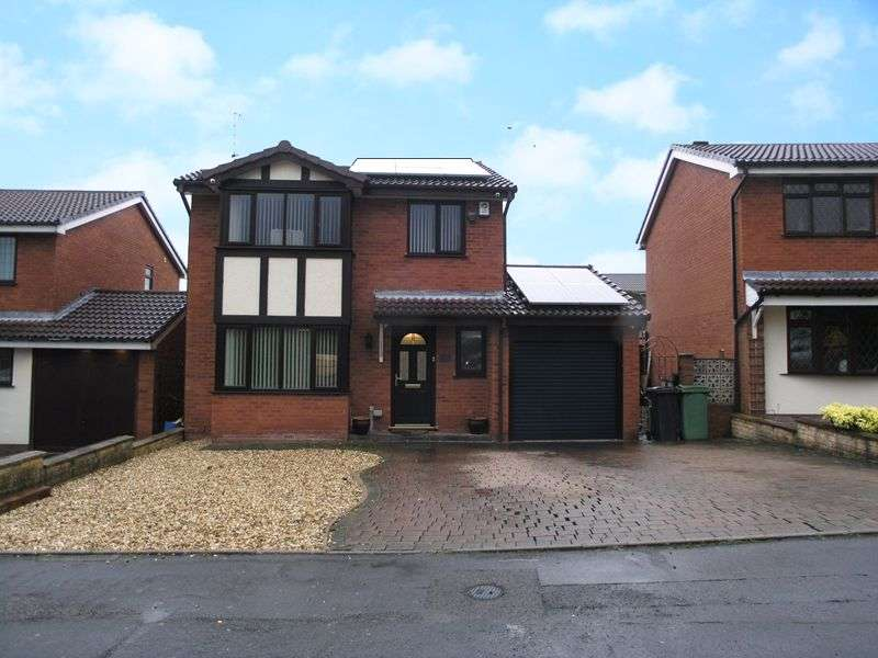 4 Bedrooms Property for sale in BRIERLEY HILL, AMBLECOTE, Lythwood Drive