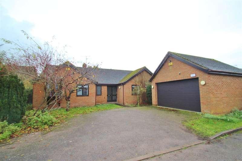 4 Bedrooms Bungalow for sale in Saham Croft Close, Winslow