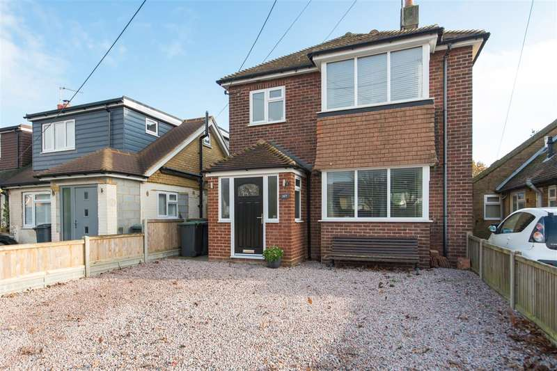 3 Bedrooms Detached House for sale in Rough Common Road, Canterbury