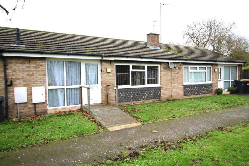 1 Bedroom Bungalow for sale in Churchill Place, Willington, Bedford, Bedfordshire, MK44
